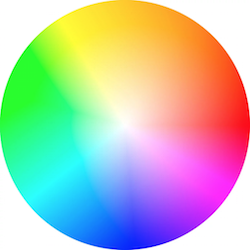 The Book of Shaders: color