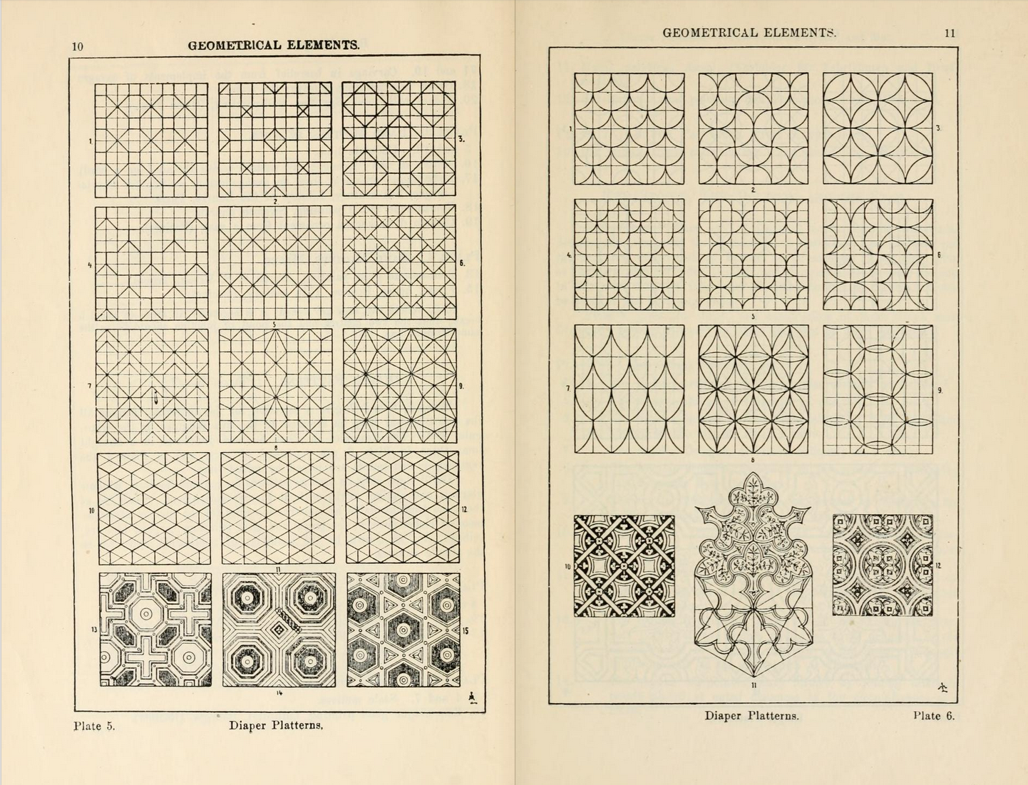 The Book of Shaders: Patterns